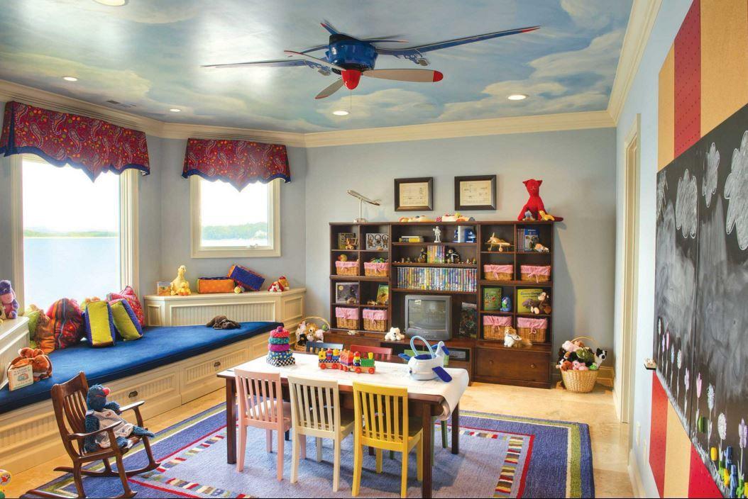 Charming Kids Room Ceiling Fan Ideas