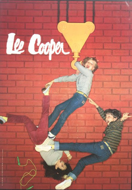 9cdc835dd96bf Épinglé par Lee Cooper French® sur LEE COOPER ARCHIVES en 2019 ...