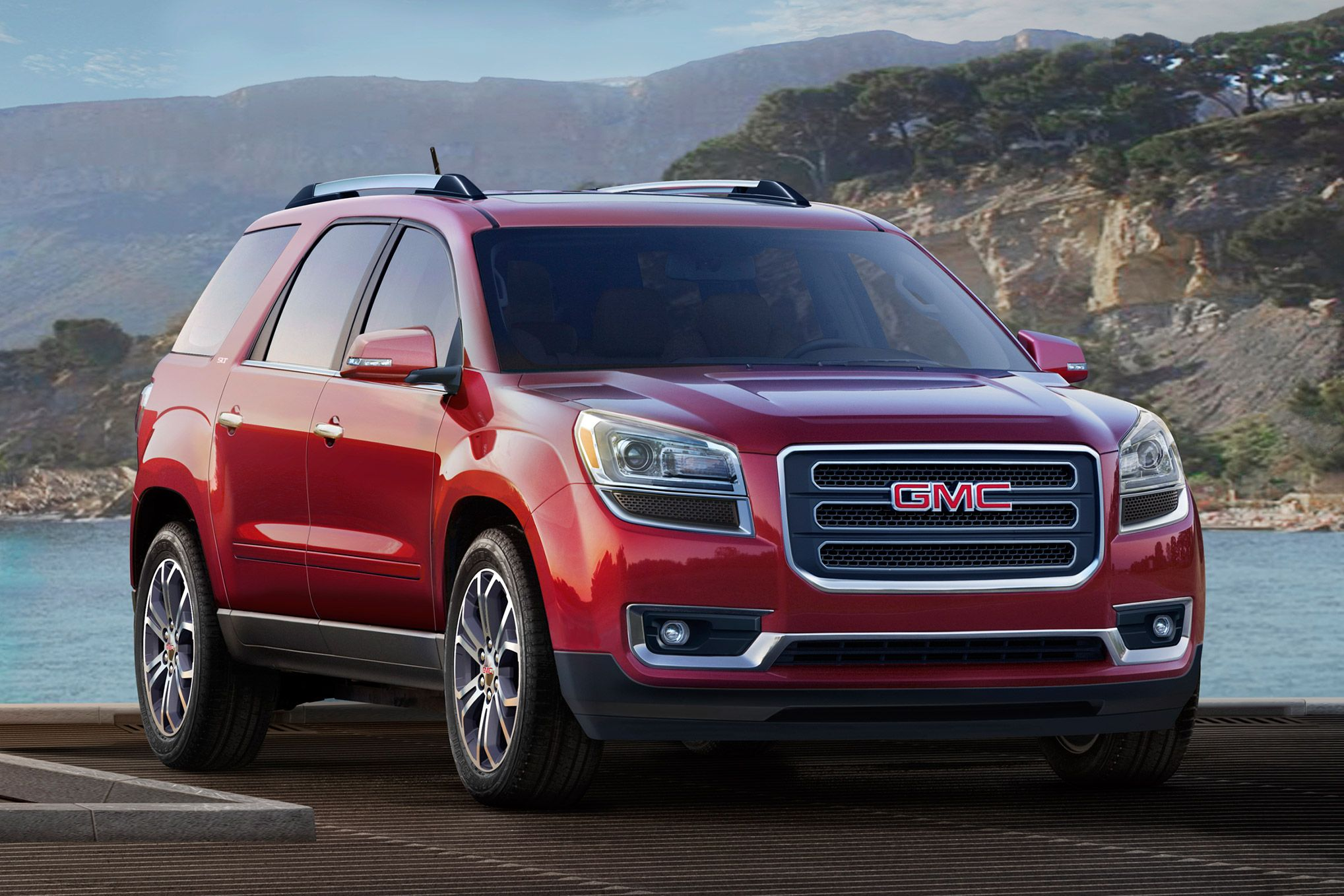 Gmc Acadia Best New Car Deals For February Gmc Suv Crossover Suv Best New Cars