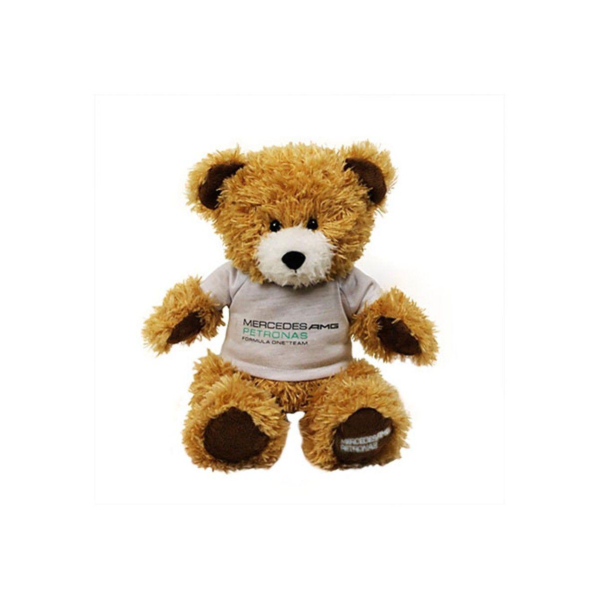 Mercedes amg f1 teddy bear mercedes benz pinterest for Mercedes benz bear