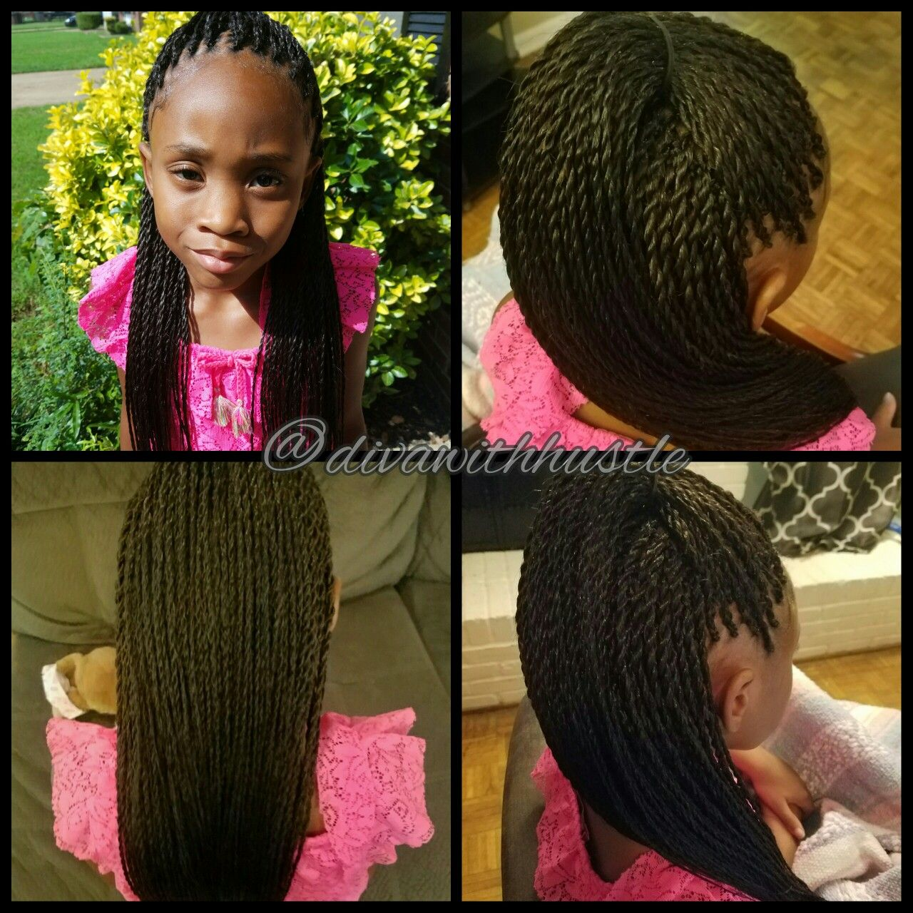 Senegalese twists done by divawithhustle braid styles pinterest