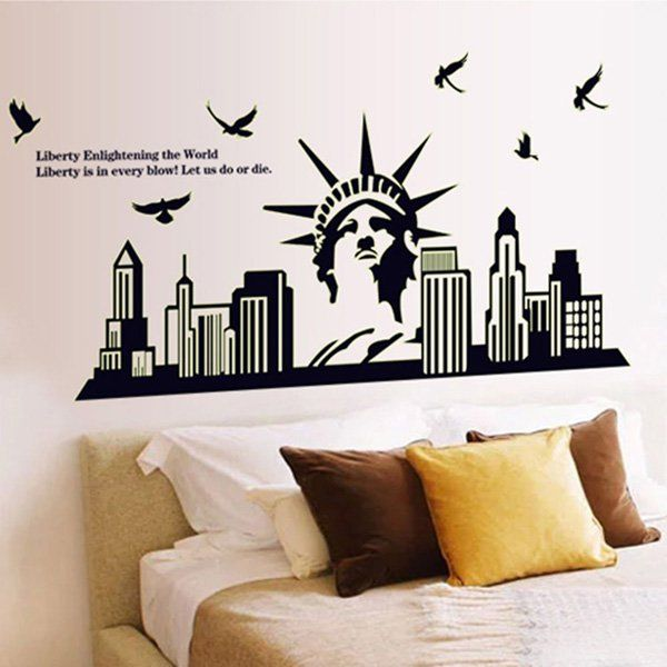 45 Beautiful Wall Decals Ideas Cuded Wall Quotes Decals Living Room Wall Decor Bedroom Decal Wall Art #wall #decal #ideas #for #living #room