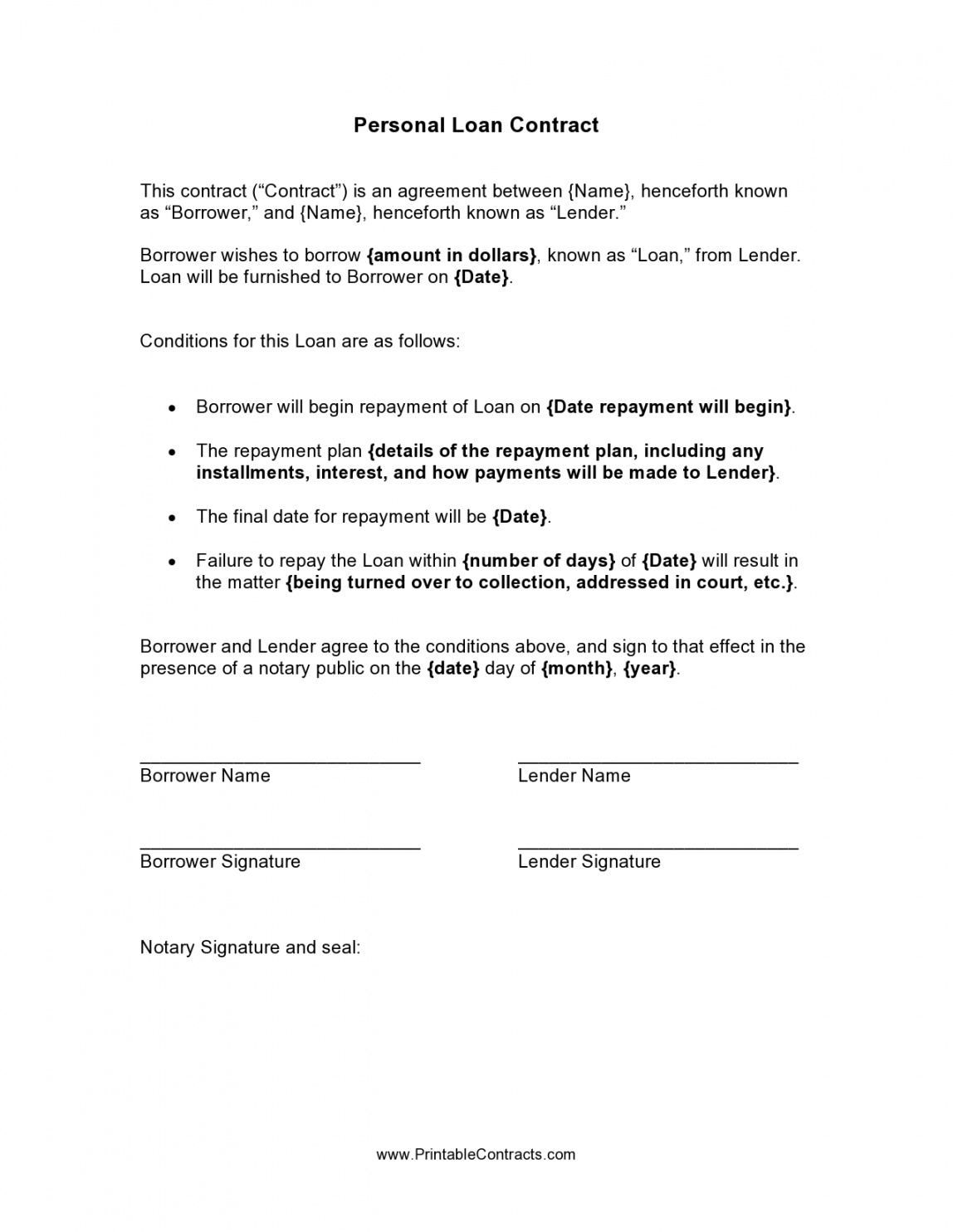 Free 29 Simple Family Loan Agreement Templates 100 Free Family Promissory Note Template Samp Notes Template Worksheet Template Templates Convertible note term sheet template