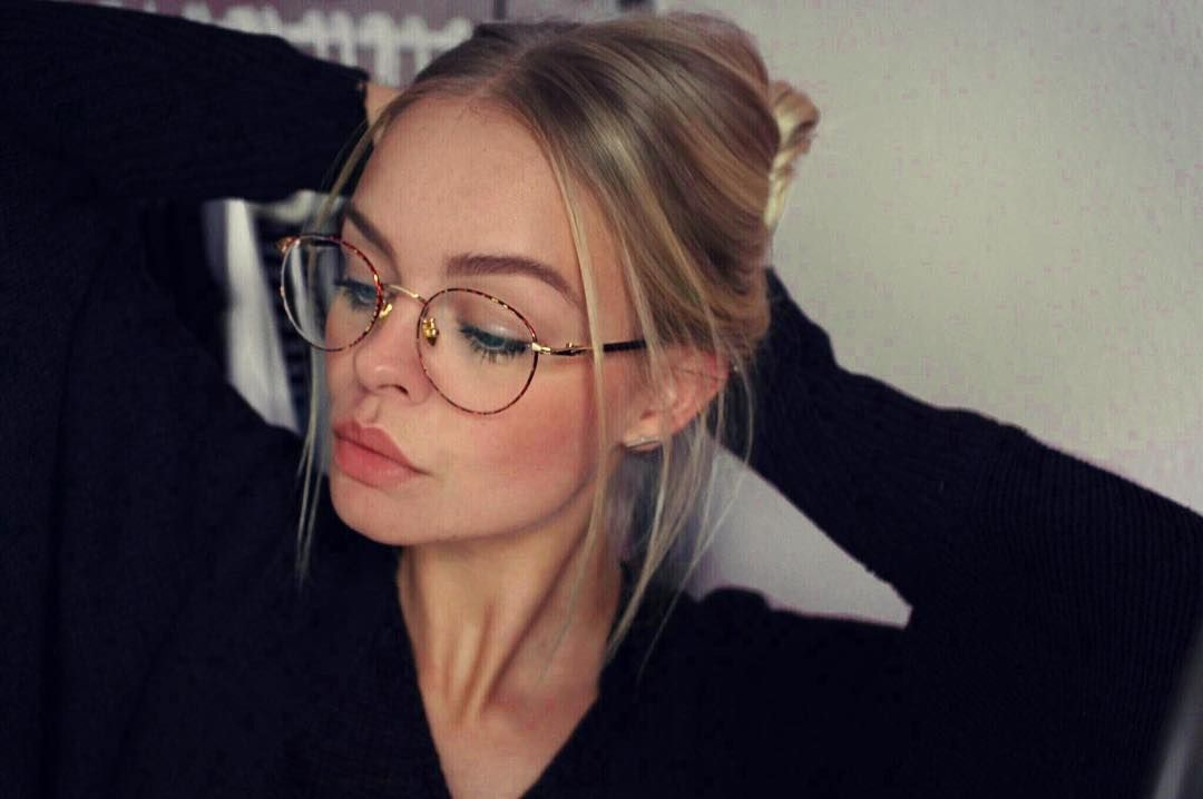 6d0d7a12cb7d Clear Up Your Mind And Ready For Work. The Best Round Glasses Frames.  Style   YSL1230 Only  23.99