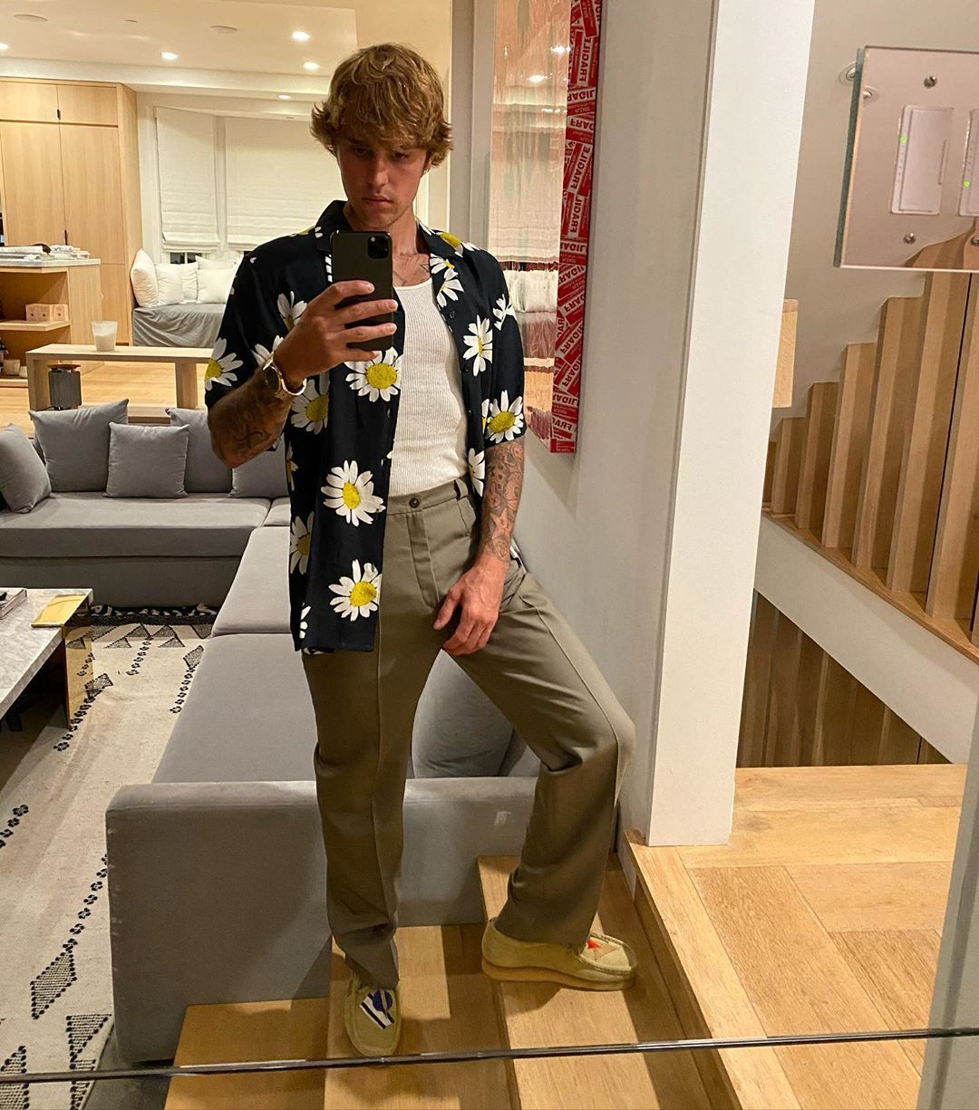 Justin Bieber On Instagram I Love Comin Up With New Vibes With Karlawelchstylist In 2020 Justin Bieber News Justin Bieber Style Justin Bieber