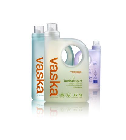Green Laundry Detergent Company Vaska Recently Teamed Up With San