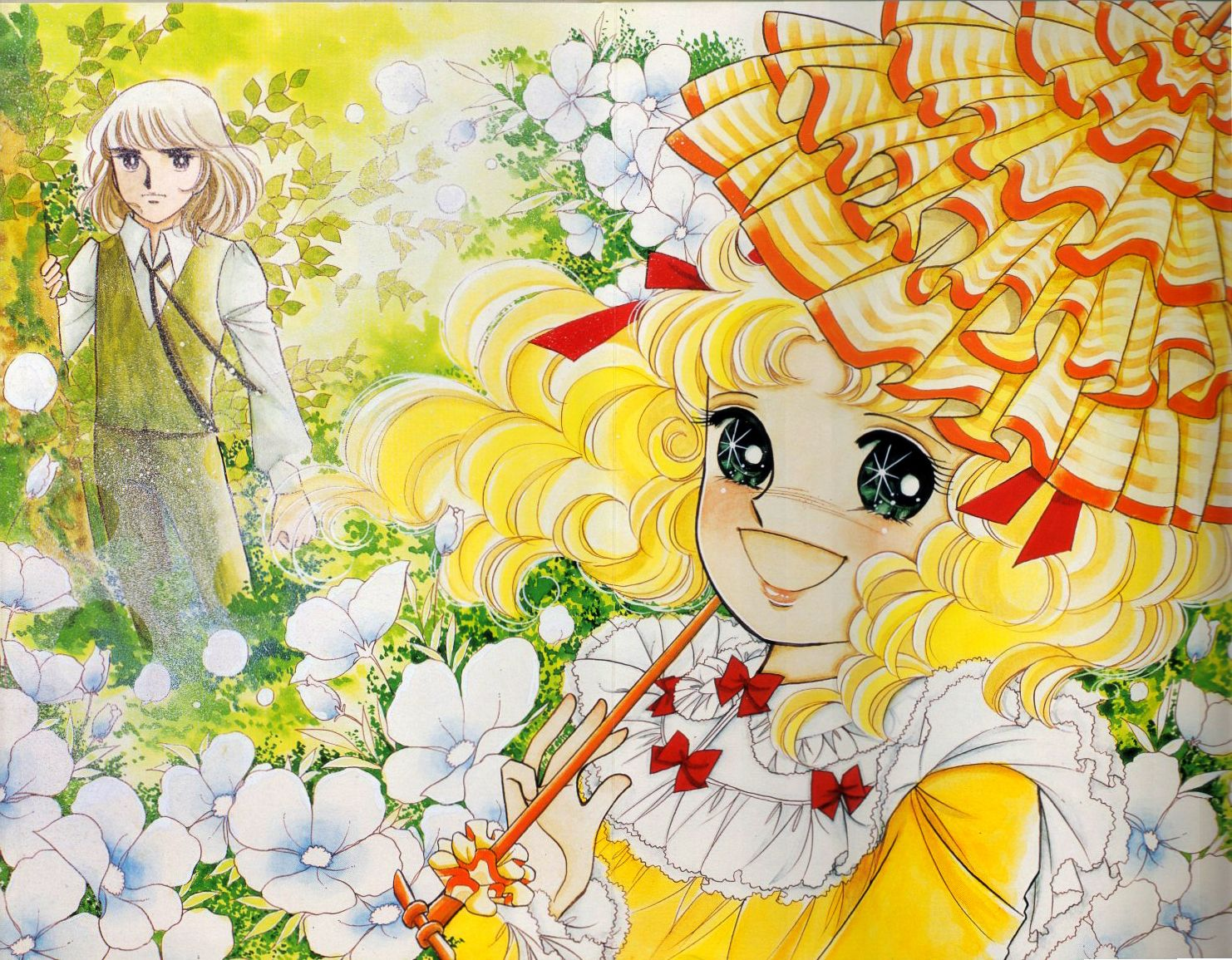 candy candy google search anime candy pictures book art