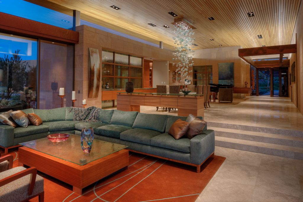 Residential Architecture La Jolla Farms Residence Contemporary