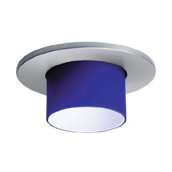 Juno Lighting 4150MESH-SC 4-Inch Mesh Glass Cylinder Recessed Trim, Satin Chrome - Amazon.com