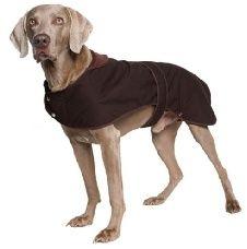 Ancol Muddy Paws Timberwolf Extreme Wax Dog Coat