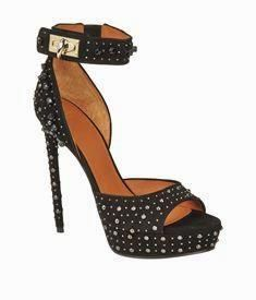Embellished Suede 125 Sandal