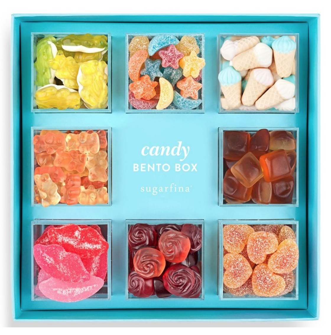 gummy love bento box