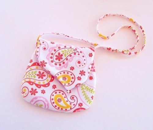 Sew an Easy Little Precious Purse - PDF Sewing Pattern | Crafty Sew ...