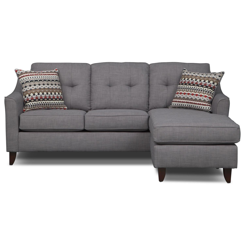 Antwerp Chaise Sofa Bed Lounge Warehouse Toronto Marco Value City Furniture Houseware