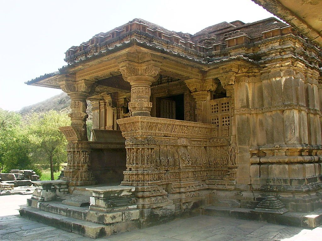 Nagda2 Architecture Of Rajasthan Wikipedia Historic