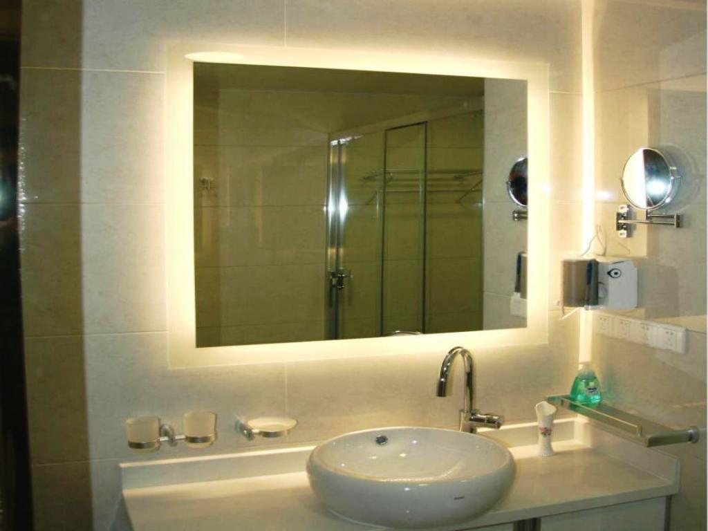 Schone Beleuchtete Bad Spiegel Stil Badezimmerspiegel Diy