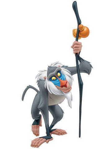Rafiki The Lion King Characters Lion King Art Disney Lion King