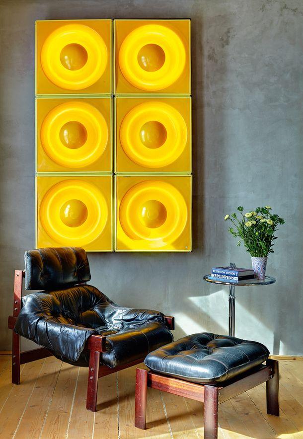 Квартира-офис в Санкт-Петербурге, 200 м² | Modern wall art, Modern ...