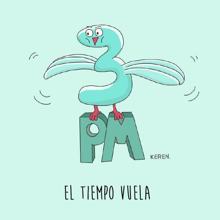 Resultado de imagen de ilustración keren spanish