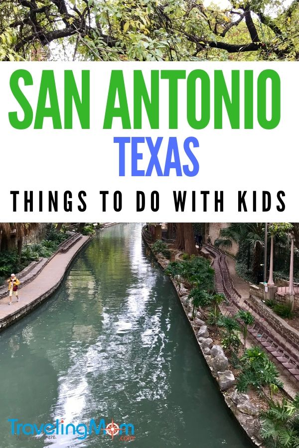 How To Spend a Weekend in San Antonio with Kids -   19 travel destinations United States adventure