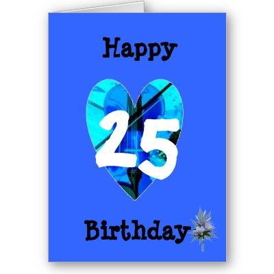 25th birthday card lollypopgirl greeting cards pinterest 25th 25th birthday cards 445 greetingcards m4hsunfo