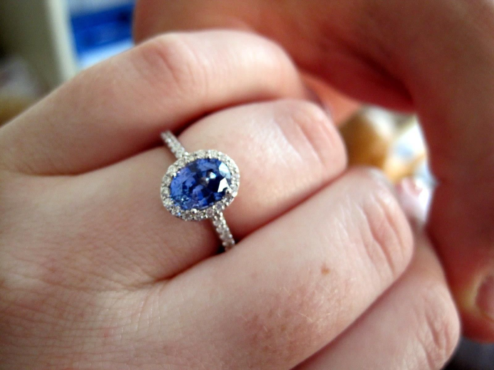 Brilliant Earth Double Halo Diamond Engagement Ring Engagement Rings Sapphire Beautiful Rings
