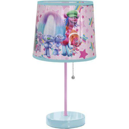 Amazing DREAMWORKS Trolls Stick Lamp   Walmart.com