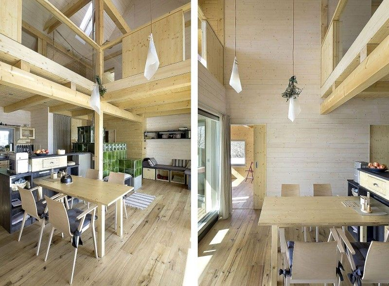 Architecture Awesome Simple Space Dining Room And Kitchen