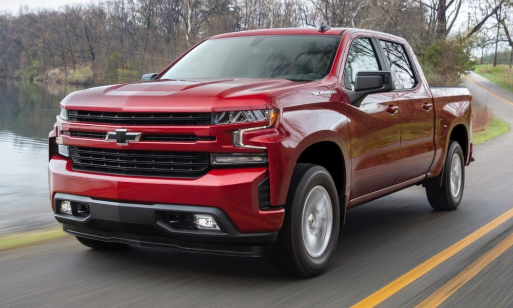 New Chevy Silverado Makes History With A 4 Cylinder Engine Http