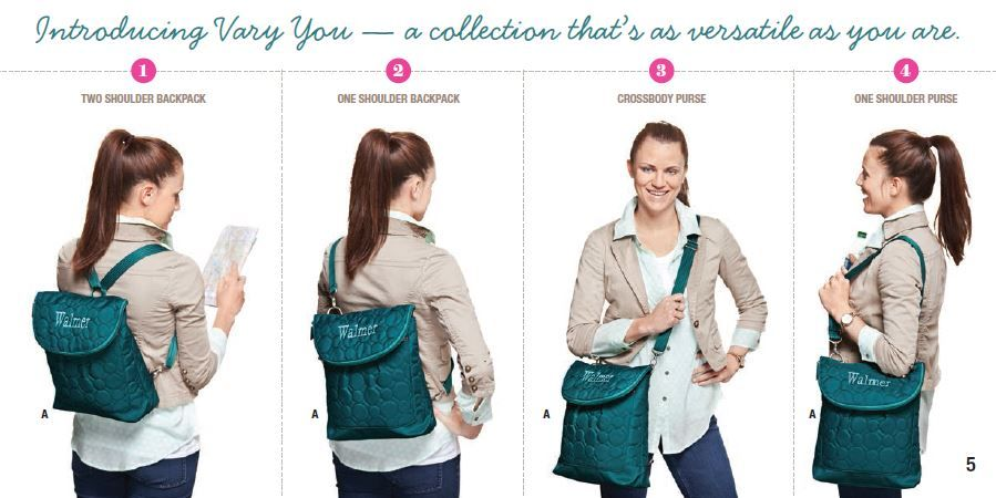 Vary You Backpack Purse | 31 style | Pinterest | Backpacks, Purse ...