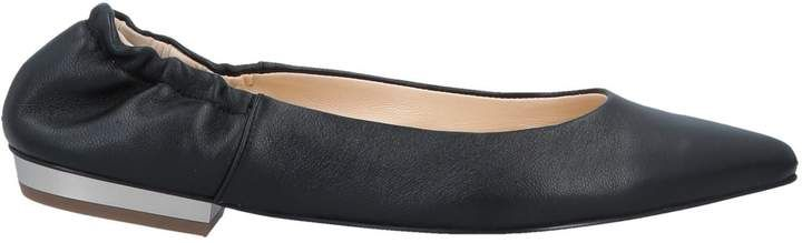 JIL SANDER NAVY Ballet flats – Footwear | YOOX.COM
