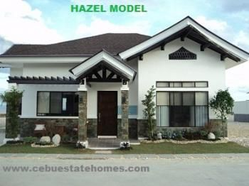 HAZEL MODEL, One Of The House Model In Argao Royal Palm, House And Lot