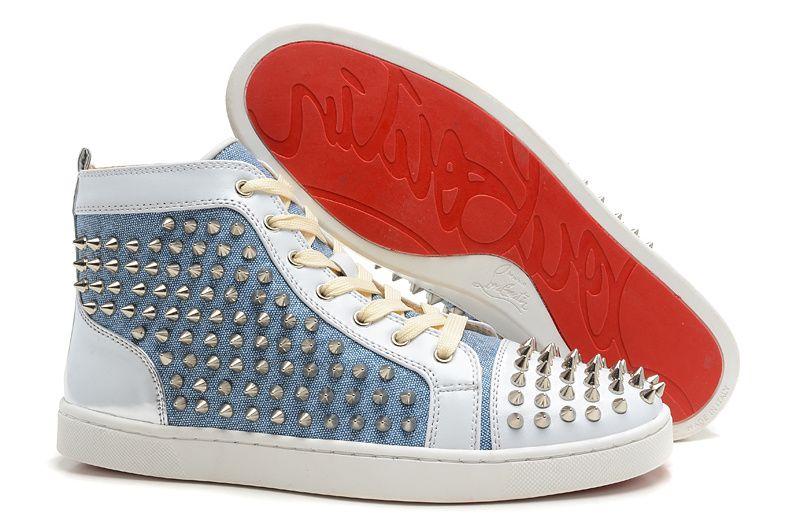 christian louboutin women high top shoes 7 wholesale for sale 99 rh pinterest com