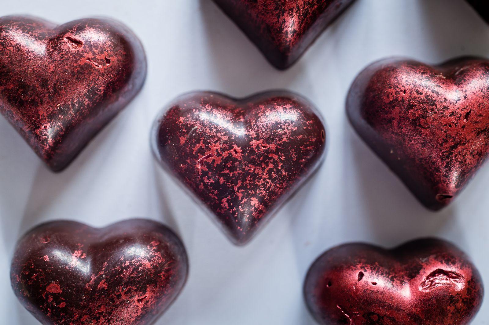 Конфеты сердечком картинки
