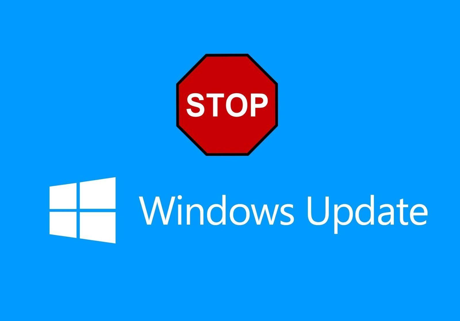 ايقاف تحديثات ويندوز 10 عبر برنامج Stopupdates10 بضغطة زر واحدة