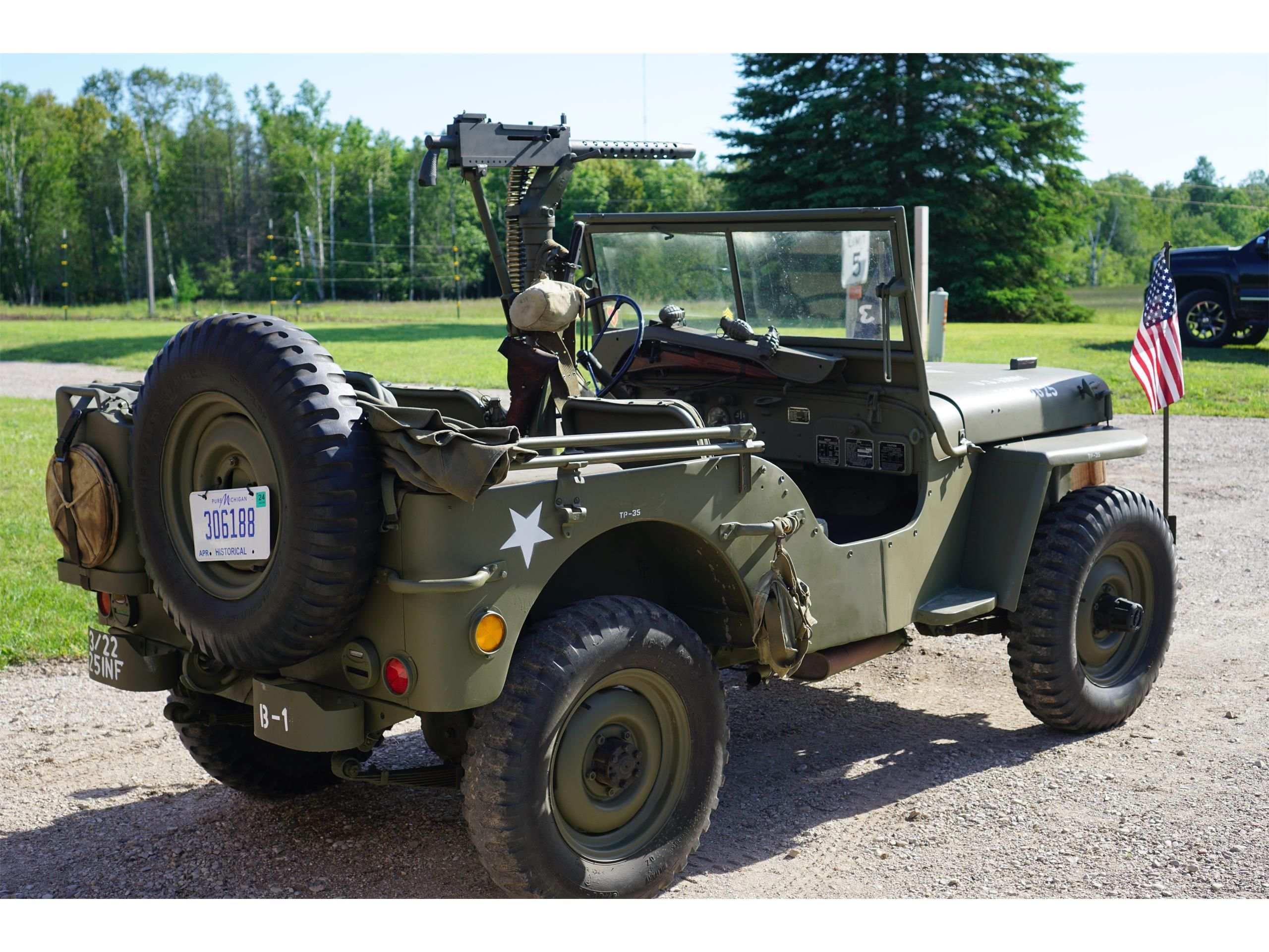 1945 Ford Gpw For Sale Listing Id Cc 1103877 Classiccars Com Driveyourdream Fordgpw Classiccarsdotcom Military Vehicles For Sale Willys Jeep Ford
