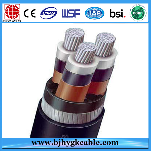 China 8 7 15kv Aluminum Alloy Conductor Xlpe Insulated Pvc Sheathed Steel Wire Armoured Power Cable Manufacturers Power Cable Electrical Cables Aluminium Alloy