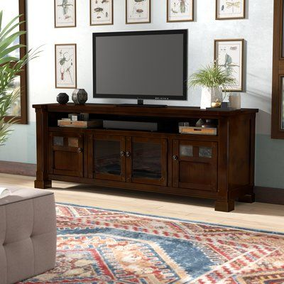 Loon Peak® Heffron TV Stand for TVs up to 85"