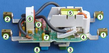 Residualcurrentcircuitbreak Photo Of Electrical Residual Current Circuit Breaker Incoming Terminals Outgoing Terminals Reset But How To Be Outgoing Conductors Neutral