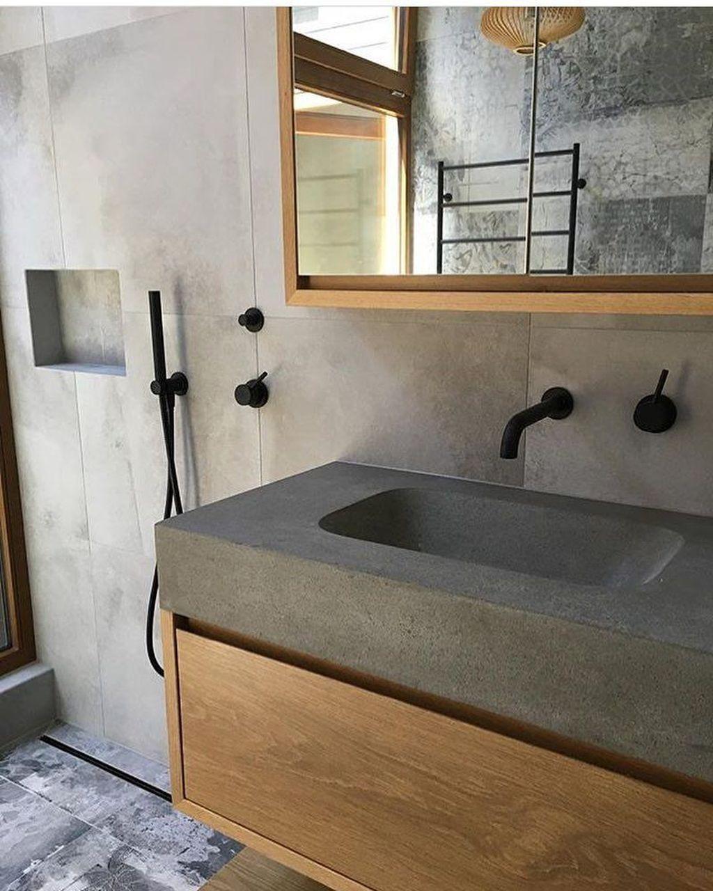 Industrial Bathroom Wall Cabinet Decoomo
