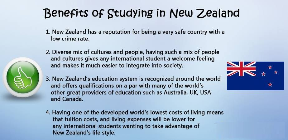 Benefits Of Studying In New Zealand Immigration Study In New