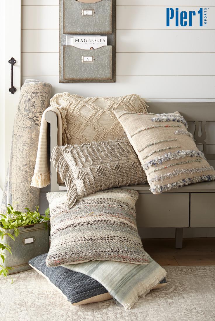 Magnolia Home Pillows