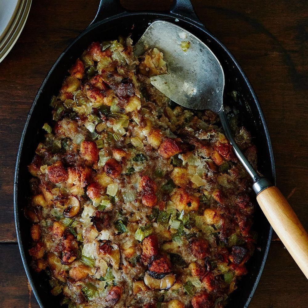 Grandy's Sausage Stuffing Recipe Stuffing recipes