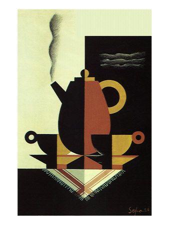 Art Deco Vintage Art Posters At Allposters Com Art Deco Posters Art Deco Illustration Poster Art