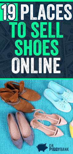 19+ Best Places to Sell Shoes Online