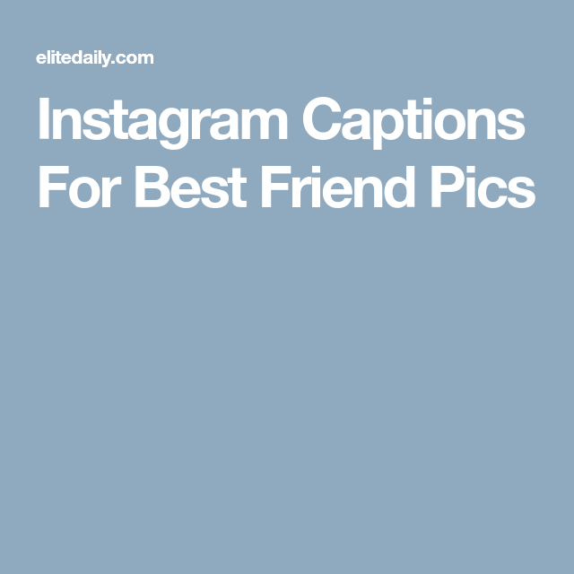 16 Best Instagram Captions For You And Your Person Instagram