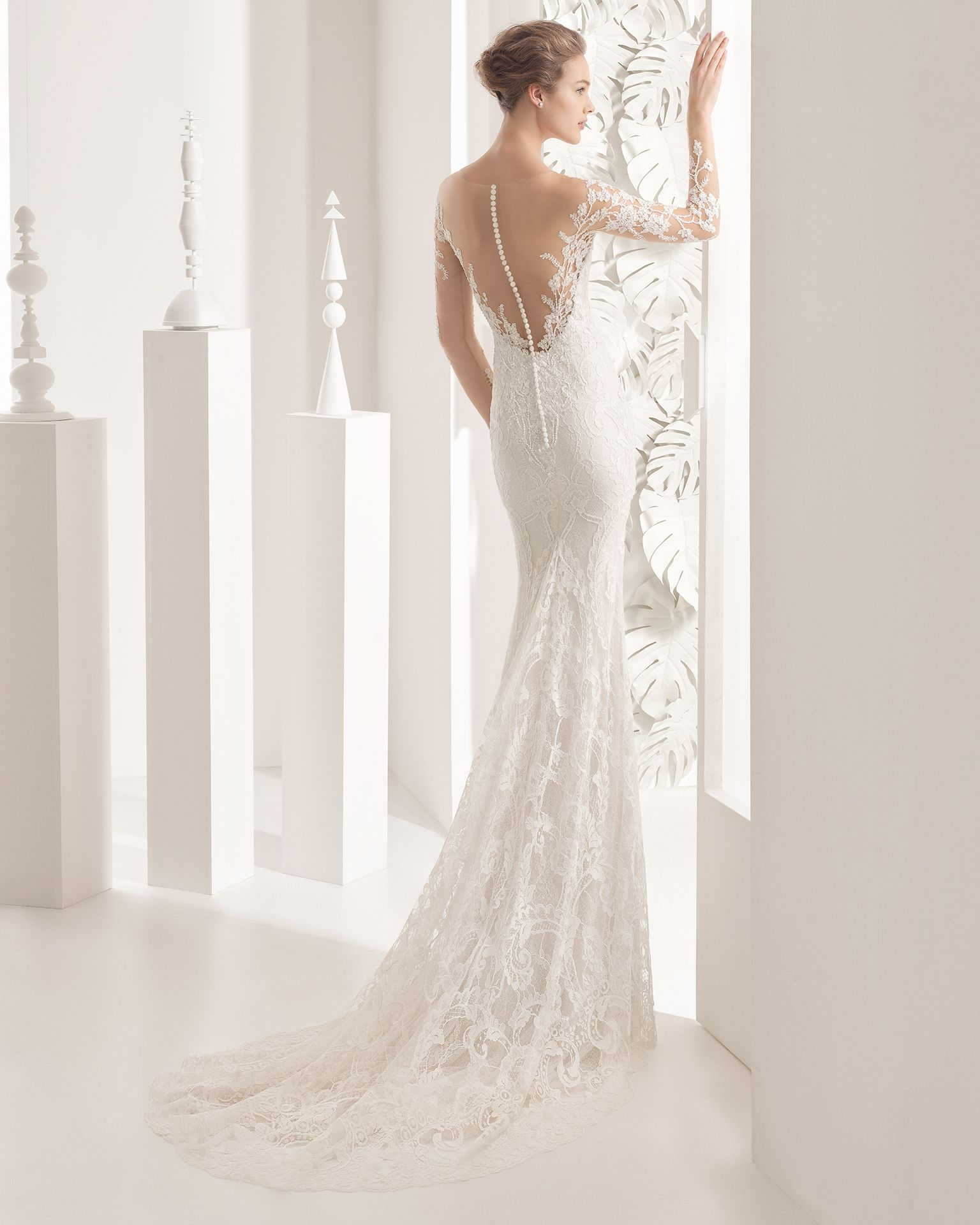 Naim - 2017 Bridal Collection. Rosa Clará. | Brautkleid ...