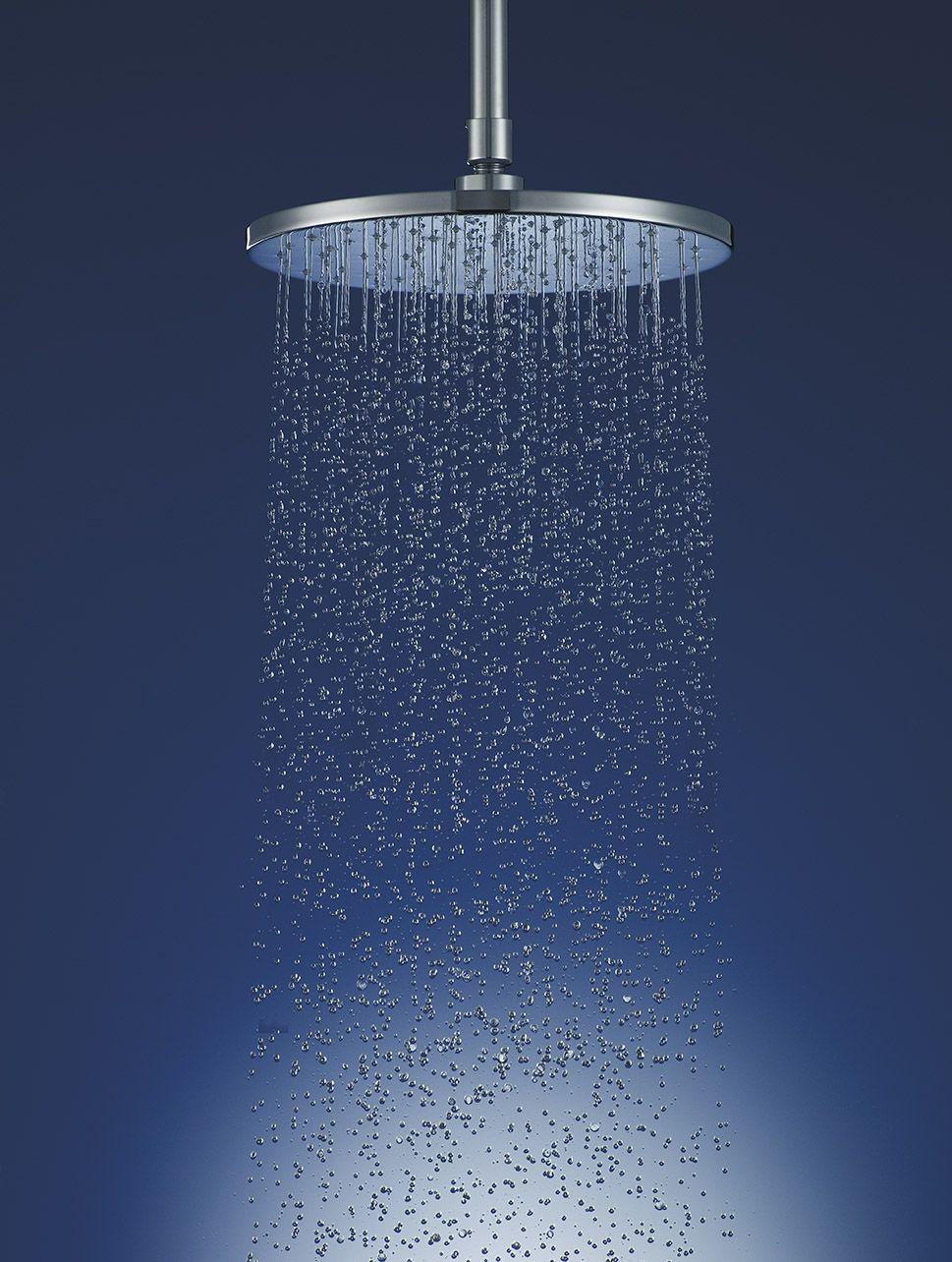 Kohler Rainhead | Kohler Showering | Pinterest