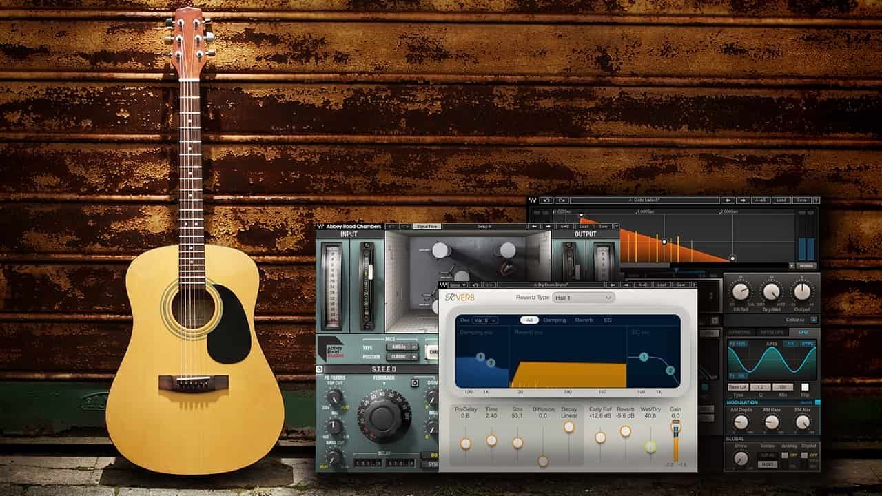 Tips For Using Reverb On Acoustic Guitar Https Www Waves Com Tips For Using Reverb On Acoustic Guitar Guitar Acoustic Reve Guitar Acoustic Acoustic Guitar