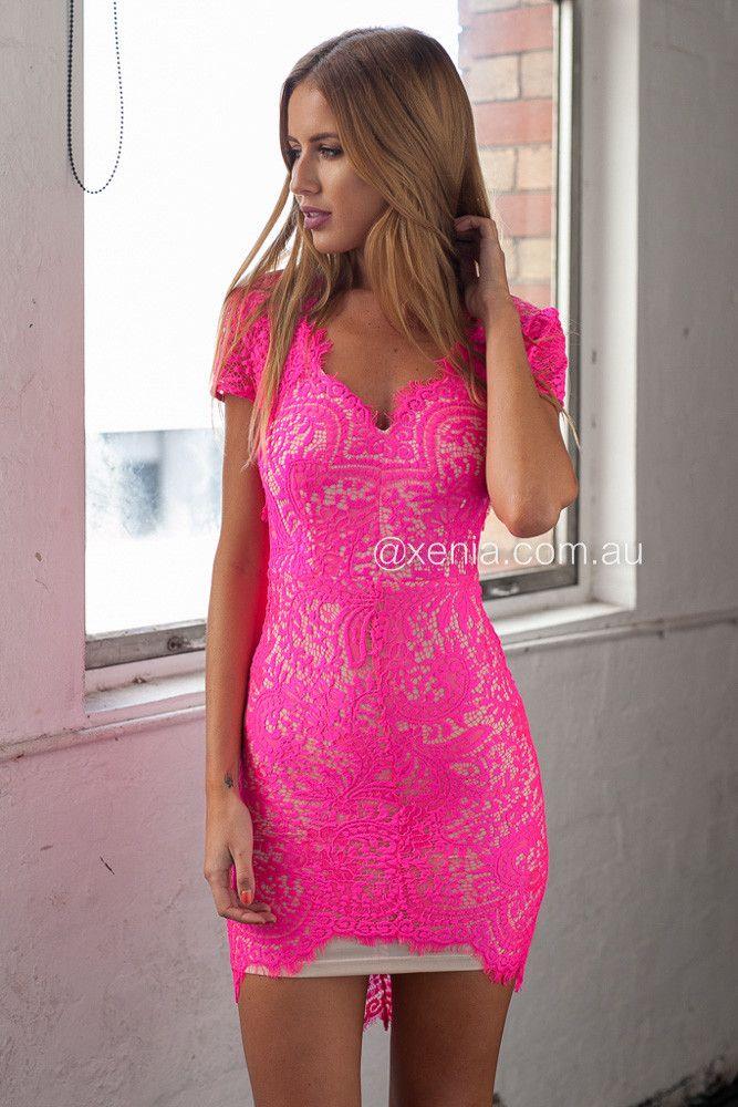 Willow Lace Dress ▶ ▷▶ Shop It Now ❤ Xenia Boutique xx